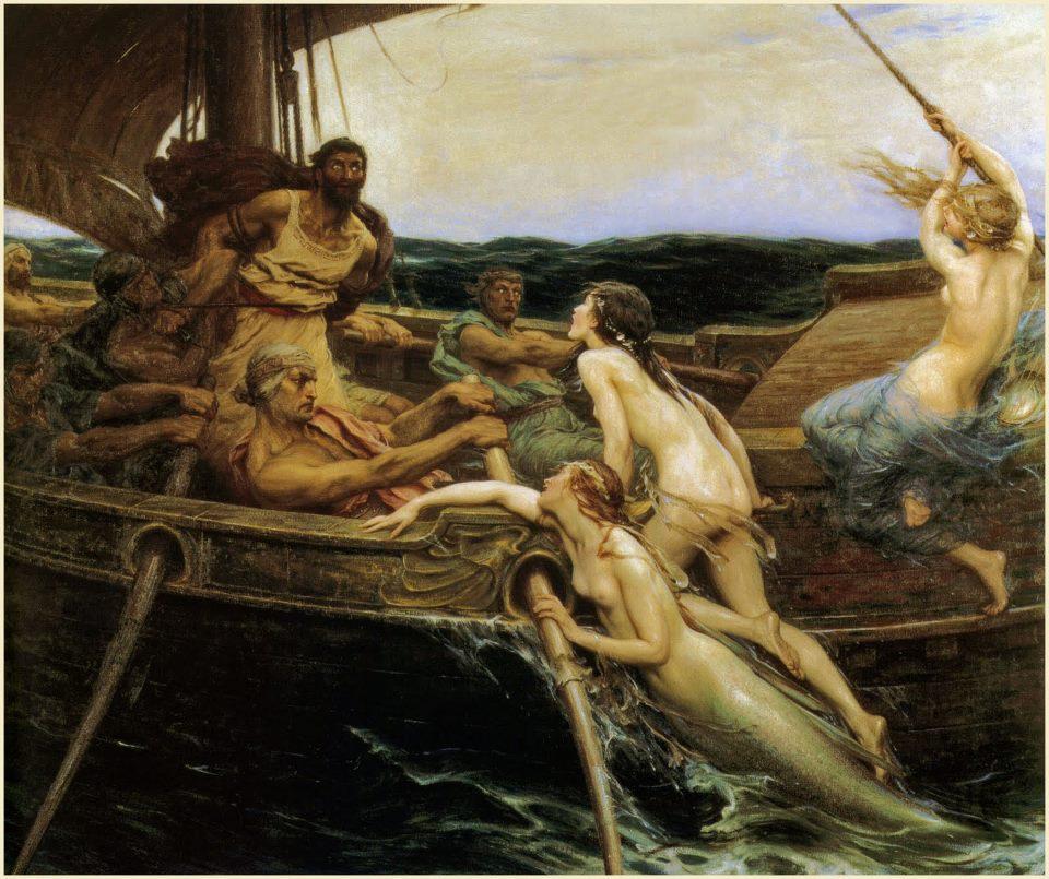 Herbert-James-Draper-Ulisse-e-le-Sirene