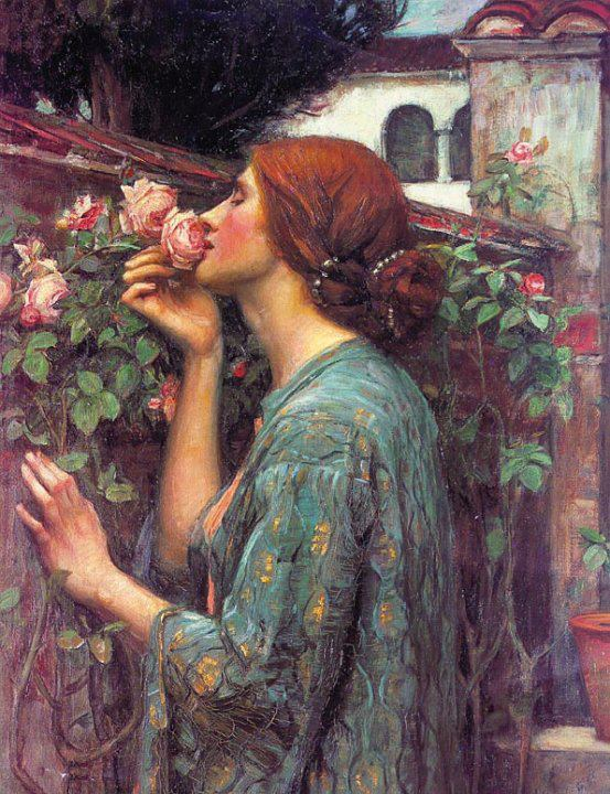 Waterhouse-My-sweet-rose